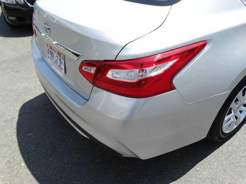 2016 Nissan Altima 2.5 S 4dr Sedan - Hayward CA