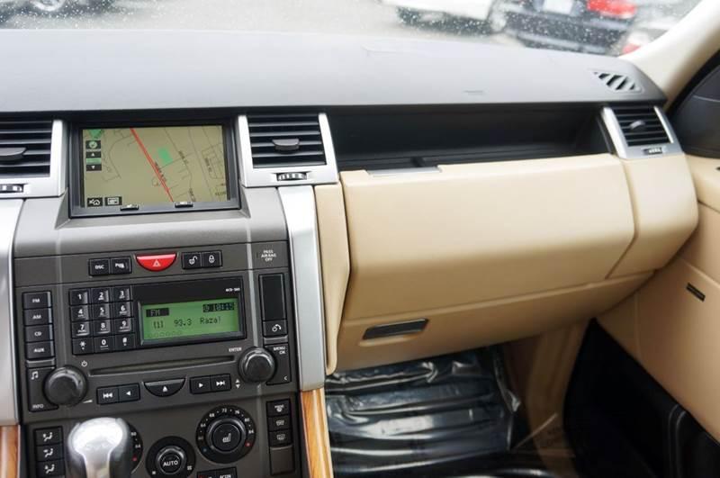 2006 Land Rover Range Rover Sport HSE 4dr SUV 4WD - Hayward CA