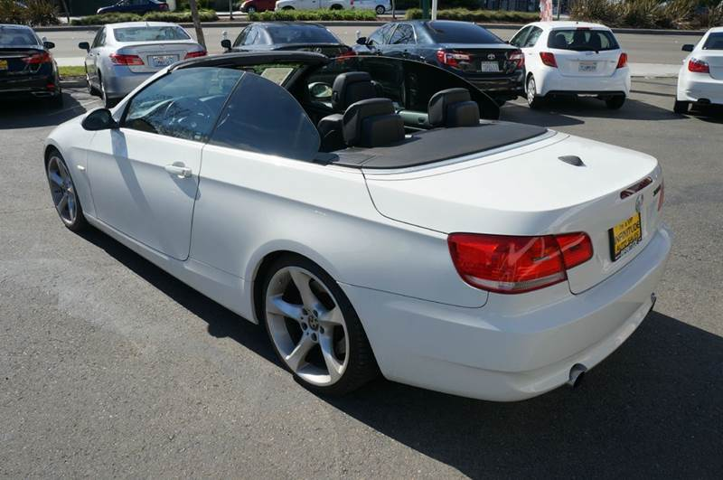 2009 Bmw 3 Series 335i 2dr Convertible In Hayward CA  Infinitude