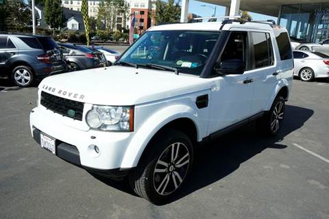 2011 Land Rover LR4 for sale in Hayward, CA