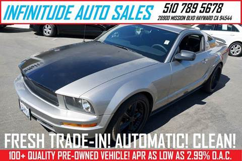 2008 Ford Mustang for sale in Hayward, CA