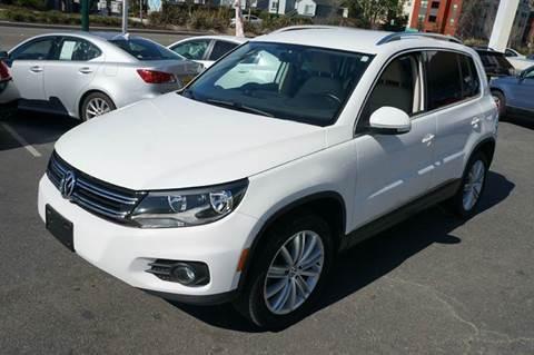 2012 Volkswagen Tiguan