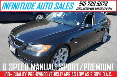 2008 BMW 3 Series for sale in Hayward, CA