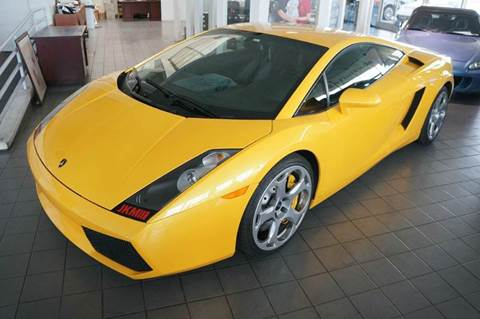 2005 lamborghini gallardo for sale. Black Bedroom Furniture Sets. Home Design Ideas