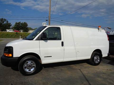 2007 GMC Savana Cargo for sale in Grandview, MO