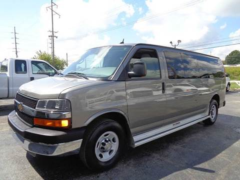 2012 Chevrolet Express Passenger for sale in Grandview, MO