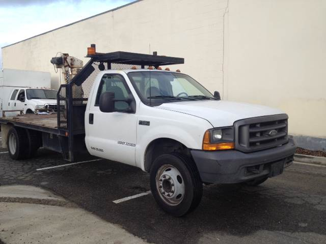 2000 Ford F550 for sale in San Ramon CA