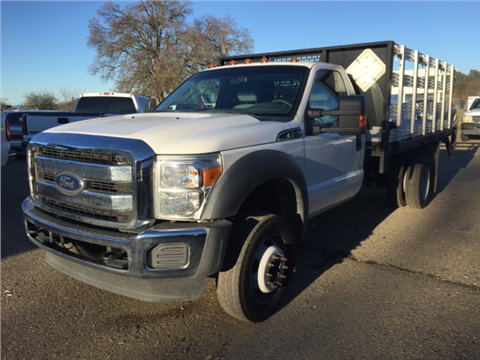 2012 Ford F-450 Super Duty for sale in Shingle Springs, CA