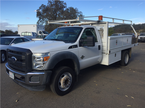 2011 Ford F-450 Super Duty for sale in Shingle Springs, CA