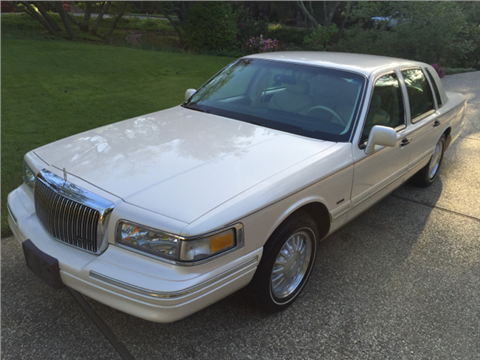 1995 Lincoln Town Car for sale in Shingle Springs, CA