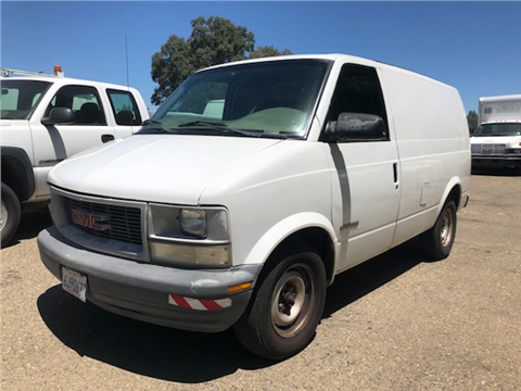 2000 GMC Safari Cargo for sale in Shingle Springs, CA