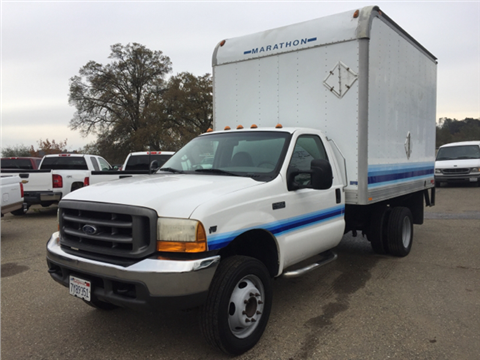 2000 Ford F-450 Super Duty for sale in Shingle Springs, CA