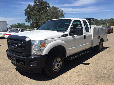 2012 Ford F-250 Super Duty for sale in Shingle Springs, CA