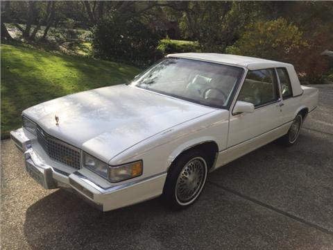 1990 Cadillac DeVille For Sale - Carsforsale.com®
