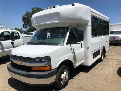2010 Chevrolet Express Passenger for sale in Shingle Springs, CA