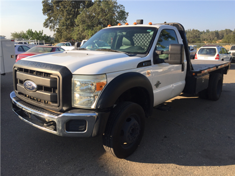 2011 Ford F-550 for sale in Shingle Springs, CA