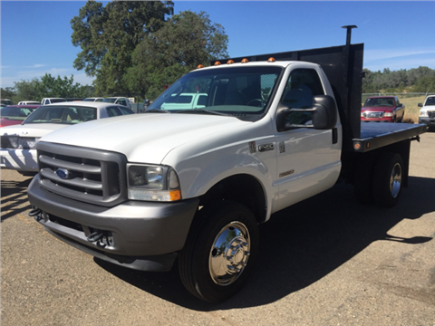 2004 Ford F-450 Super Duty for sale in Shingle Springs, CA