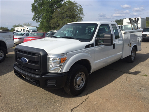 2011 Ford F-250 Super Duty for sale in Shingle Springs, CA