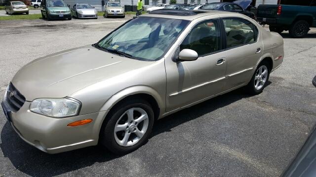 2001 Nissan Maxima GLE 4dr Sedan   Newport News VA