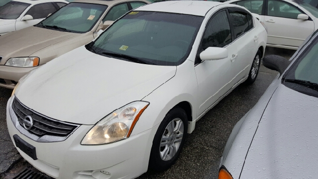 2011 Nissan Altima 25 S 4dr Sedan In Newport News Va Premier Auto