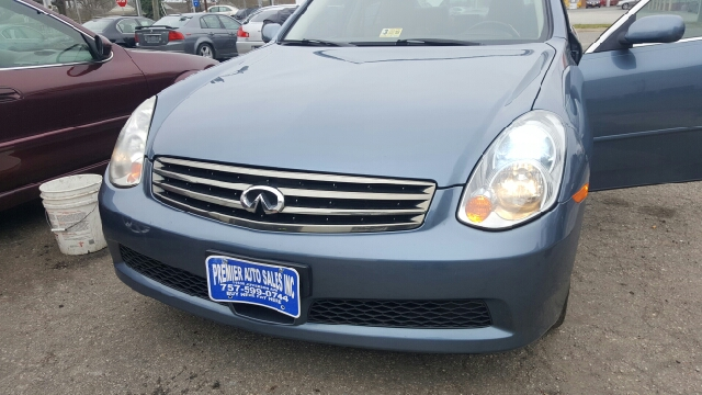 2006 Infiniti G35 AWD x 4dr Sedan - Newport News VA