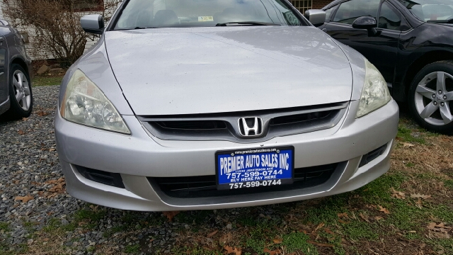 2006 Honda Accord EX 2dr Coupe 5A - Newport News VA