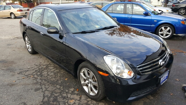 2006 Infiniti G35 4dr Sedan w/Automatic - Newport News VA