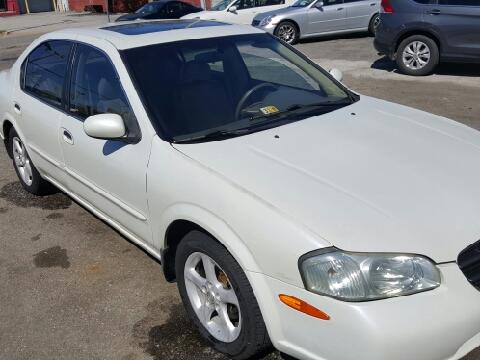 2000 Nissan Maxima for sale in Newport News, VA