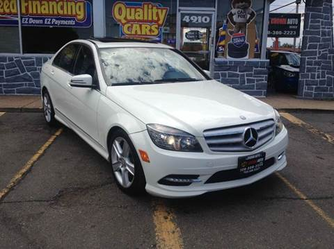2011 Mercedes-Benz C-Class for sale in Denver, CO