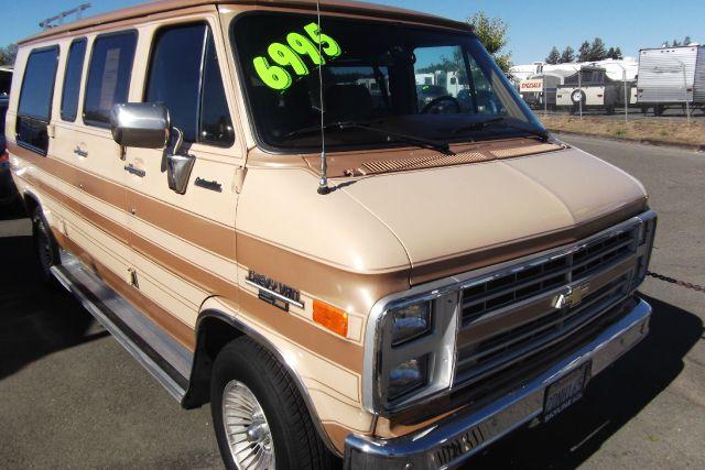 1986 Chevrolet G20