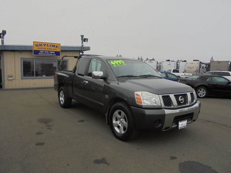 2004 Nissan Titan For Sale In Binghamton Ny Carsforsale