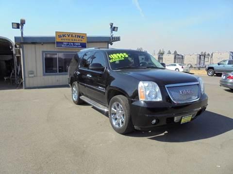 2008 GMC Yukon for sale in Santa Rosa, CA