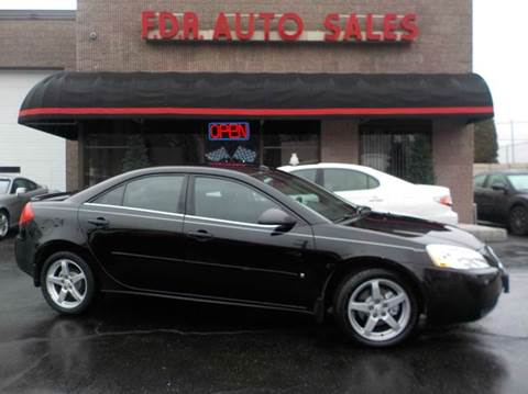 2008 Pontiac G6 for sale in Springfield, MA