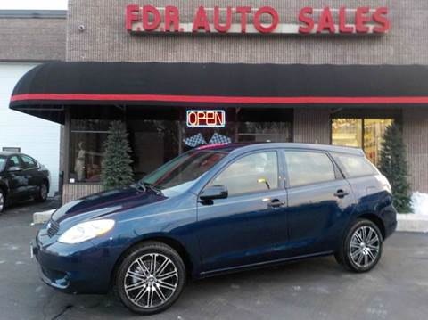 2007 Toyota Matrix for sale in Springfield, MA