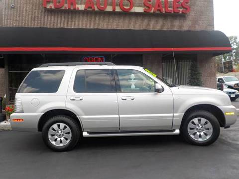 mercury mountaineer for sale tullahoma tn. Black Bedroom Furniture Sets. Home Design Ideas