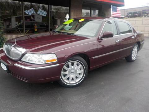 2006 Lincoln Town Car for sale in Springfield, MA