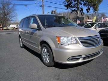 2013 Chrysler Town and Country for sale in Philadelphia, PA