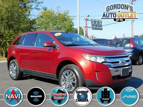 2013 Ford Edge for sale in Philadelphia PA