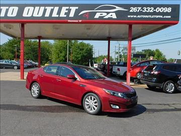 2015 Kia Optima for sale in Philadelphia, PA