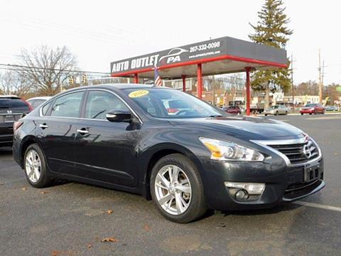 2015 Nissan Altima for sale in Philadelphia PA
