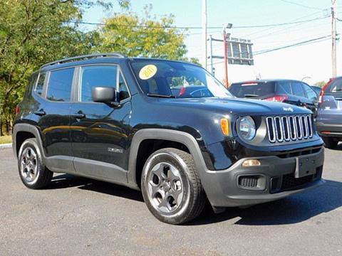 2017 Jeep Renegade for sale in Philadelphia, PA