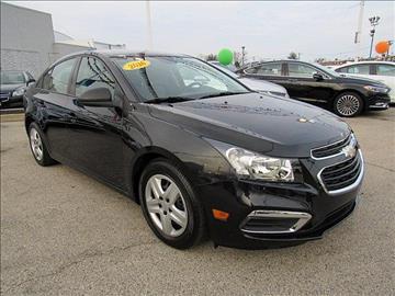 2016 Chevrolet Cruze Limited for sale in Philadelphia, PA