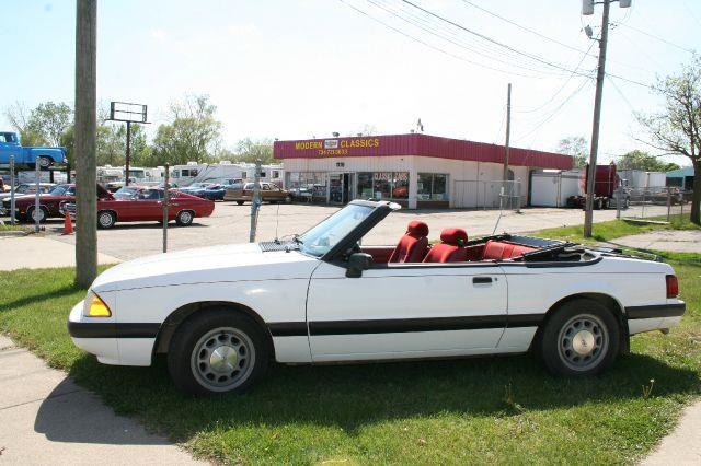 1991 Ford Mustang LX Convertible - Westland MI