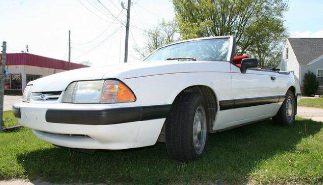 1991 Ford Mustang LX 2dr Convertible - Westland MI