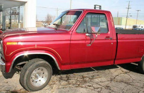 1984 Ford F-150 Regular Cab 2WD - Westland MI