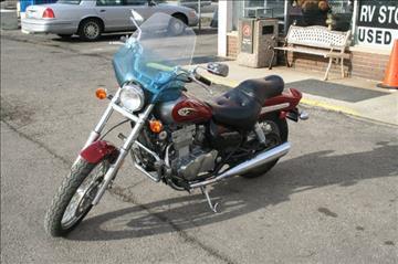 2001 Kawasaki Vulcan