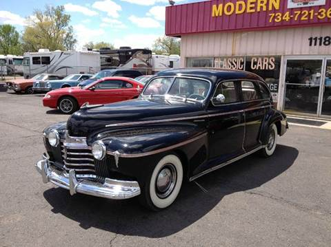 1941 Oldsmobile Custom Cruiser
