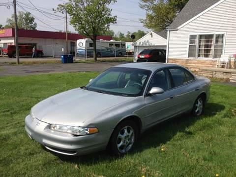 1998 Oldsmobile Intrigue