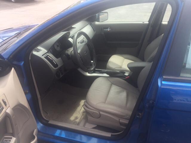 2010 Ford Focus SEL 4dr Sedan - Rapid City SD