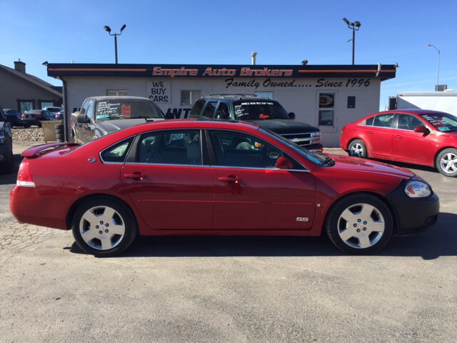 2008 Chevrolet Impala SS 4dr Sedan - Rapid City SD